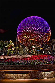 Jason Blalock - Spaceship Earth HDR