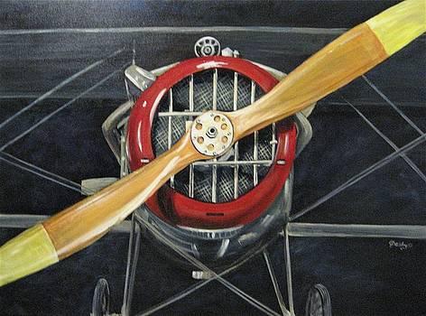 Spad VII by Elaine Balsley
