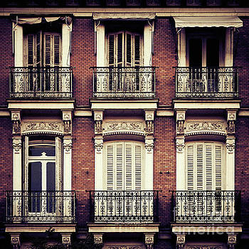 RicharD Murphy - Spanish Balconies