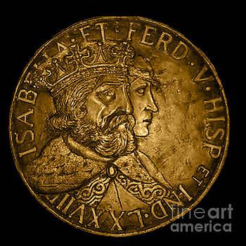 Jost Houk - Spanish Coin