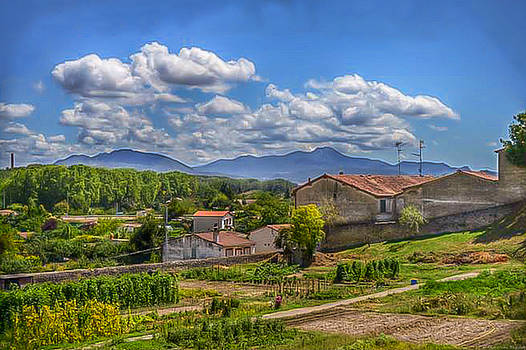 Spanish Countryside by Dado Molina