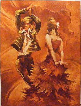 Spanish Dance by Sergey Zinovjev