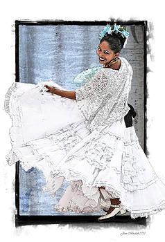 Joan  Minchak - Spanish Dancer