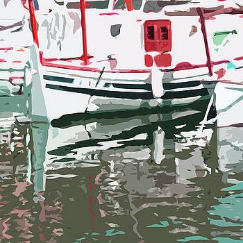 James Hill - Spanish Fishing Boat