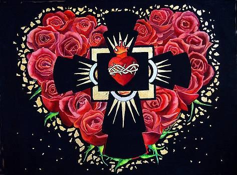 Spanish Icon by Gail Zavala