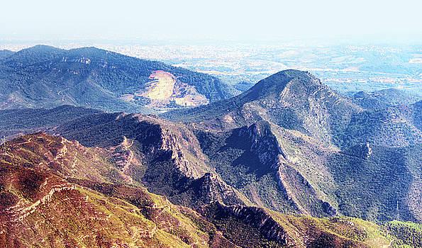 Svetlana Sewell - Spanish mountains landscape
