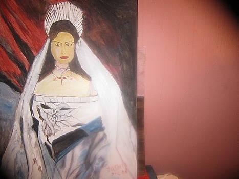 Spanish Queen by Zeenath Diyanidh