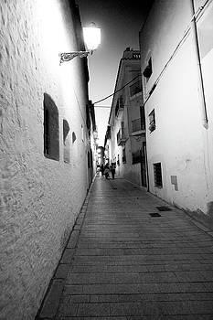 Spanish Road by Eric Sandahl