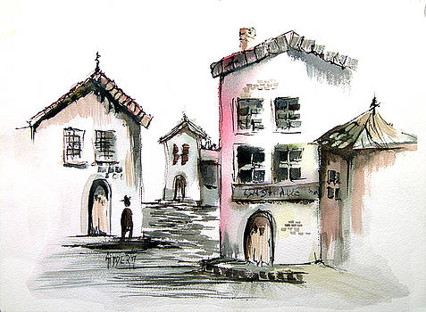 Sam Sidders - Spanish Street