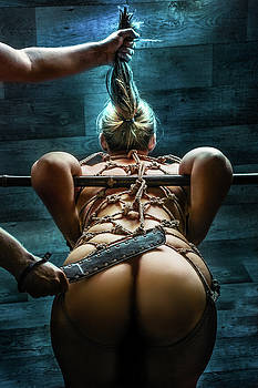 Rod Meier - Spanking - Fine Art of Bondage