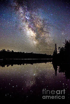 Sparklies on the Lake by Jim DeLillo