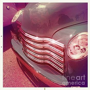 Sparkling Old Truck by Beth Erickson