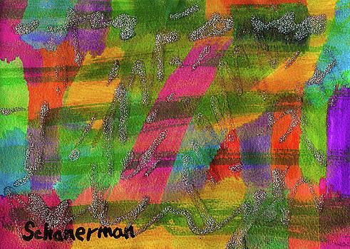Sparkling Plaid by Susan Schanerman
