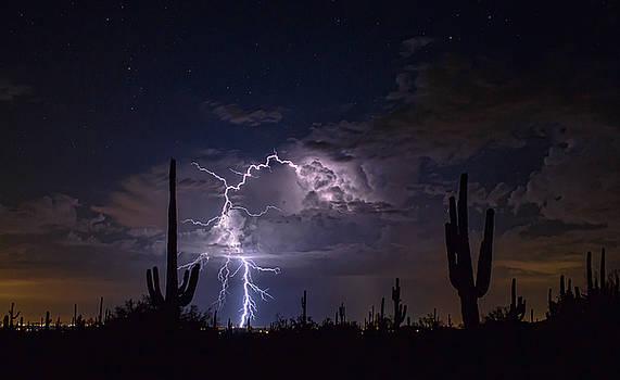 Sparks In The Dark by Ryan Seek