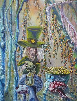Sparky The Leprechaun by Scott Phillips