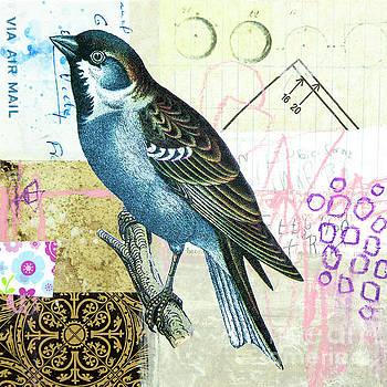 Sparrow by Elena Nosyreva