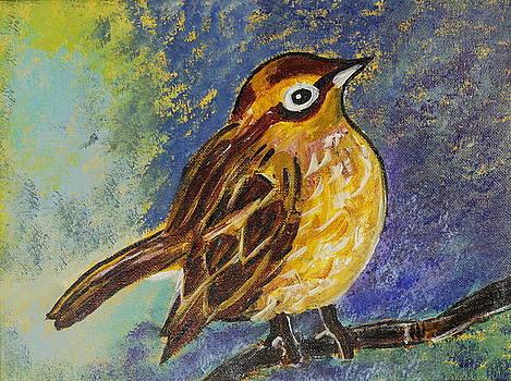 Sparrow by Seema Varma