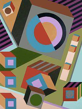 Spatial Flight by Richard Newman