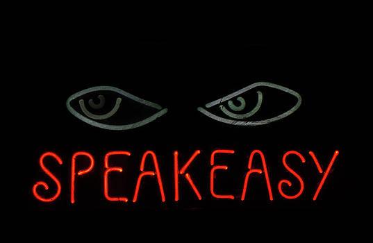 Speakeasy by Joie Cameron-Brown