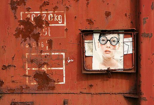 Special Cargo by Csaba Molnar