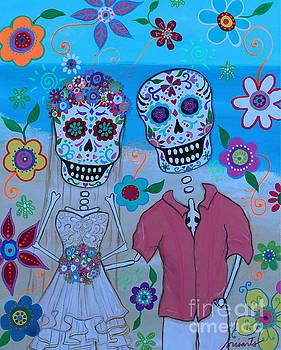 Special Mexican Wedding by Pristine Cartera Turkus