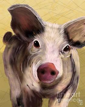 Speckled Pig by J Travis Duncan