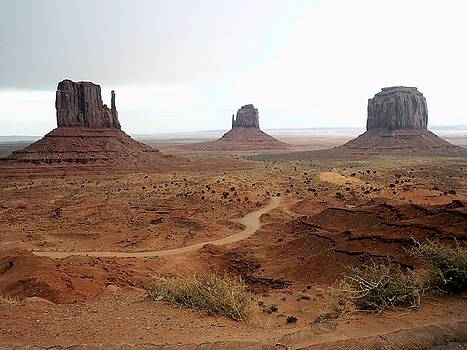 Spectacular Buttes by Carrie Putz