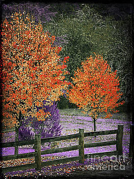 Spectral Autumn by Russ Brown
