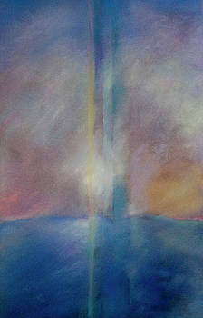 Spectral Sunrise by Barbara Jacobs