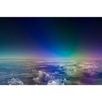 Spectrum In The Stratosphere by Casey Asher