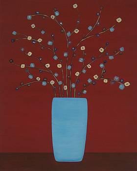 Spectrum Of Foliage by Sandy Bostelman