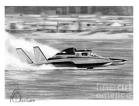 Speed Boat by Murphy Elliott
