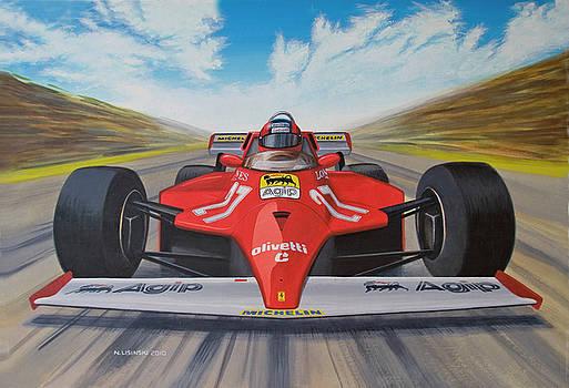 Speed Demon by Norb Lisinski