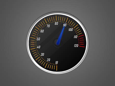 Speed meter by Roibu Laurentiu