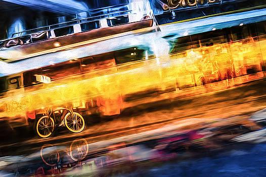 Speed of Light by Ray Warren