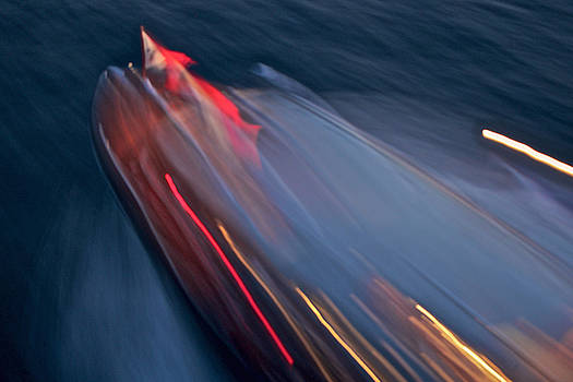Steven Lapkin - Speeding Thunderbird