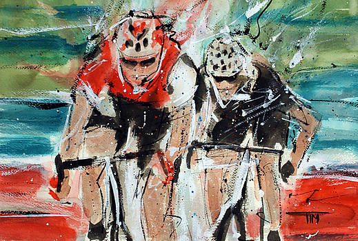 Speedy Spokes by Tim Ross