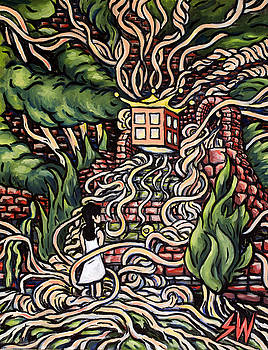 Speghetti Tree by Sean Washington