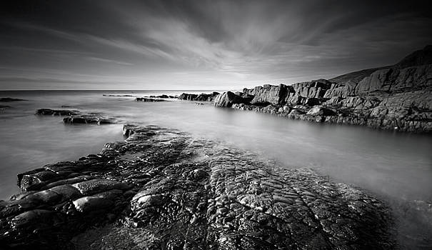 Speke's Mill in mono by Mark Leader