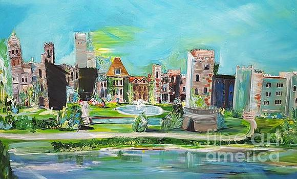 Spellbound bv Ashford Castle by Jill Morris