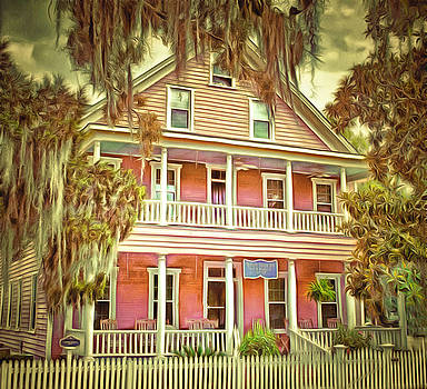 Spencer house Inn by Melissa Herrin