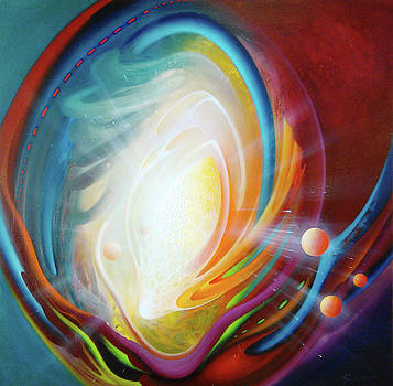 Sphere  Li  by Drazen Pavlovic