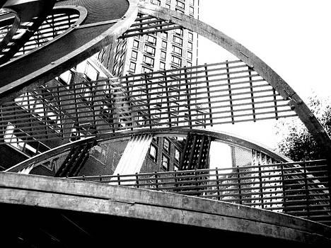 Spheres II by Oksana Pelts