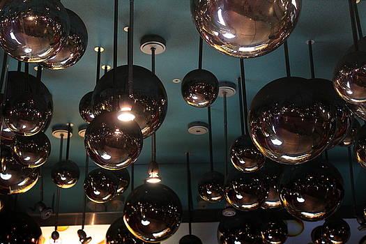Spheres by Lon Watkins