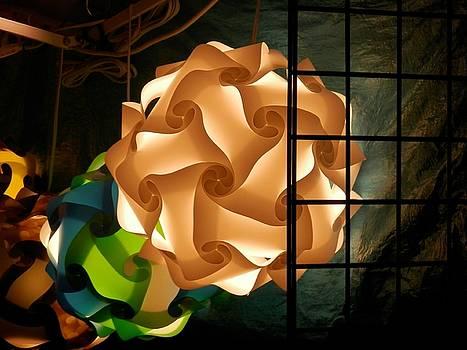 Spheres of Light by Deborah Kunesh
