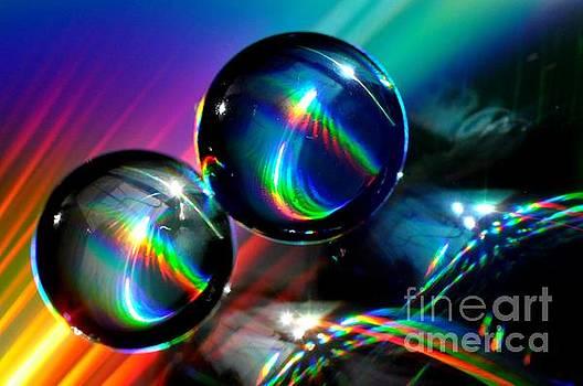 Spheres by Sylvie Leandre