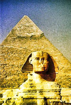 Dennis Cox WorldViews - Sphinx