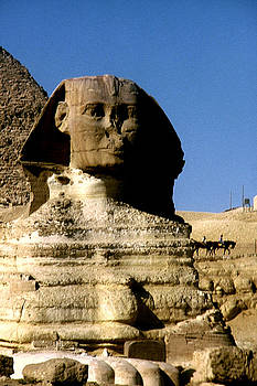 Gary Wonning - Sphinx