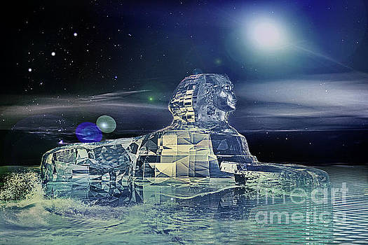 Sphinx Of Ancient Times by Shadowlea Is