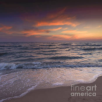 Spiaggia Estiva - Summer Beach by Marco Crupi